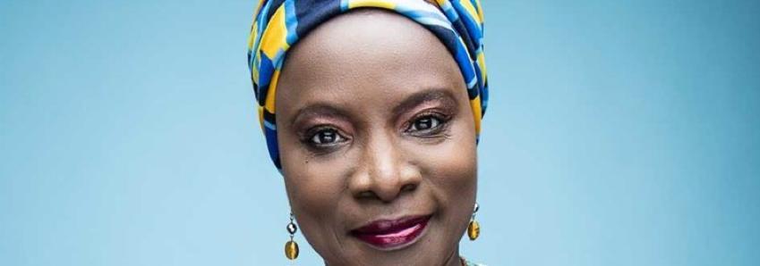 Angélique Kidjo, ambassadrice Unicef